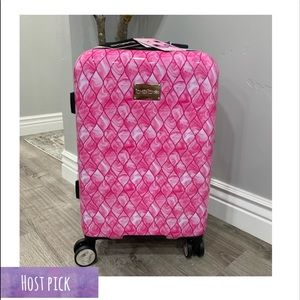 NWT Bebe Madelyn Collection Suitcase